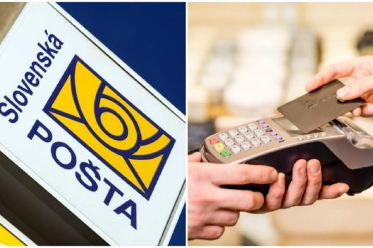 2d8cd96331 Slovenská pošta umožnila na svojich pobočkách platby kartou aj iných ...