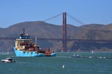 718c9dbf017eb Video: Po druhýkrát umiestnili do Tichého oceánu bariéru na plastový odpad,  prvá sa rozpadla