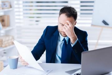 Firmy postihuje platobná neschopnosť