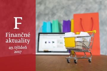 Finančné aktuality 49/2017