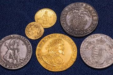 vzácne mince