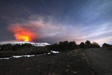 Sopka Etna sa každý rok posunie o štrnásť milimetrov k pobrežiu Stredozemného mora