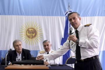 Argentína nemá prostriedky na vyzdvihnutie potopenej ponorky ARA San Juan