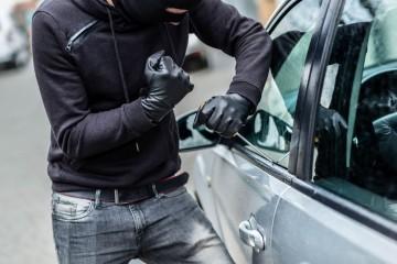krádež auta