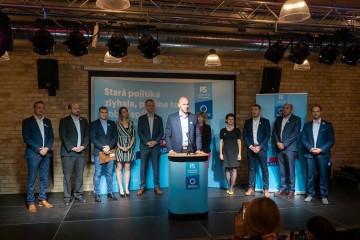 Koalícia strán Progresívne Slovensku a SPOLU - občianska demokracia