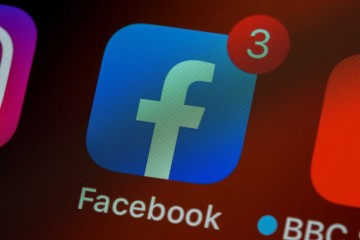 výpadok sociálnych sietí