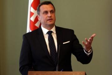 Danko nebude brániť výboru rokovať o jeho prejave v ruskej Štátnej dume
