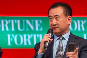 Čínsky realitný magnát Wang Jianlin