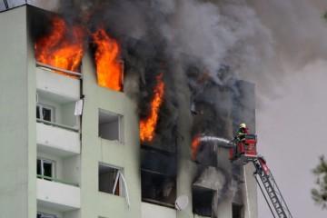 Bytovka v Prešove bola pred výbuchom plynu rekonštruovaná, hasiči s úpravami nesúhlasili