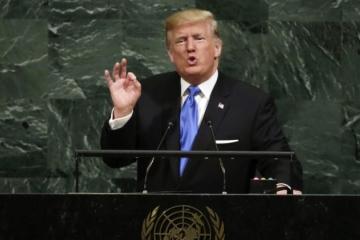 Ak budeme musieť, Severnú Kóreu nadobro zničíme. Trump sa v prejave na pôde OSN venoval aj Iránu
