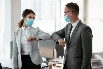 Zamestnanci v čase koronavírusu