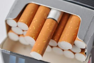 Nelegálne cigarety na Slovensku
