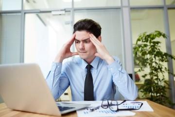 financie a stres