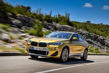 BMW prichádza s SUV, ktoré má pripomínať kupé