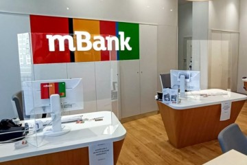 mBank office
