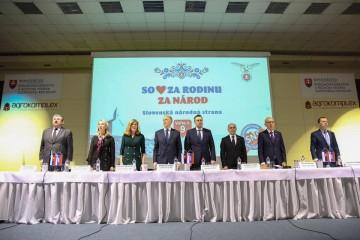 Ekonomický program strany Slovenskej národnej strany
