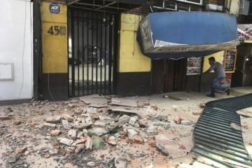 Video: Mexiko zasiahlo silné zemetrasenie, ničilo budovy v hlavnom meste