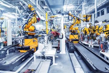 Robotizáciu a automatizáciu využíva asi tretina výrobných firiem na Slovensku