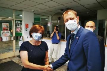Finančná správa má novú šéfku, minister Heger odvolal Wittenbergerovú