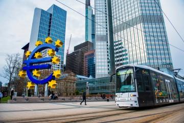 Európska centrálna banka vo Frankurte