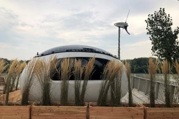 Ecocapsule v Bratislave