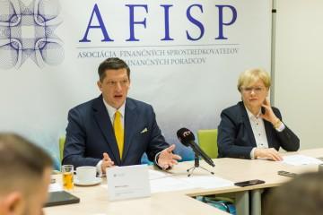 AFISP: Rok 2018 bol pre sprostredkovateľov náročný, plný novej legislatívy