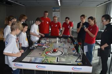 Košičania patria medzi najlepších expertov v robotike v Európe