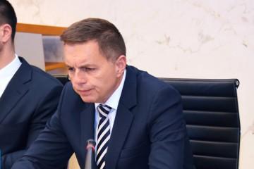 Peter Kažimír, guvernér NBS