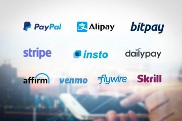 TOP 10 platobných fintech spoločností