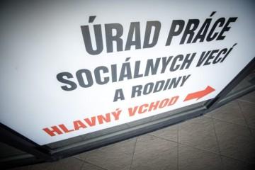 Nezamestnanosť na Slovensku stúpla štvrtý mesiac po sebe, najvýraznejšie v okrese Revúca