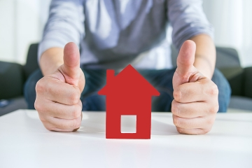 Zlyhaných úverov na bývanie a problémových realitných úverov je málo