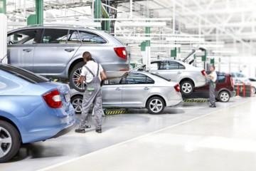 Škoda Auto Slovensko zaznamenala prepad zisku aj tržieb, ale predajom u nás dominovala