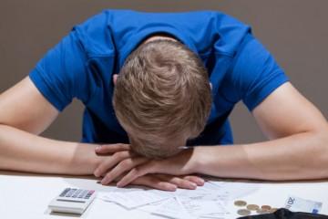 Osobný bankrot vyhlásili už tisíce Slovákov, oproti minulému roku ide o mierny nárast