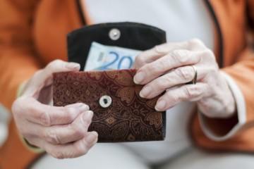 Priemerný starobný dôchodok na Slovensku vzrástol za posledných dvanásť mesiacov o 25 eur