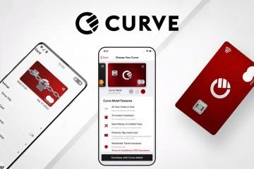 aplikácia Curve