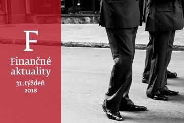 Finančné aktuality 31/2018: Zdieľaná ekonomika sa rekordne rozvíja