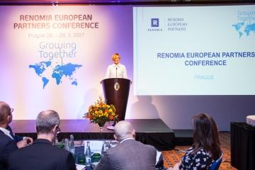 Konferencia RENOMIA EUROPEAN PARTNERS
