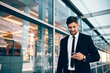 Záznamom osprostredkovaní finančnej služby cez SMS