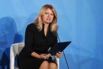 Pandémia COVID-19 odhalila nevedomosť aj silné miesta spoločnosti, povedala Čaputová na konferencii Globsec