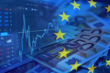 Predpokladaný vývoj HDP v strednej Európe