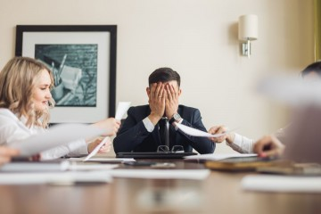 krach firmy