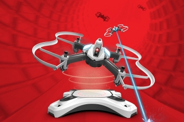 Drony majú budúcnosť. Aj v poisťovníctve