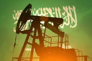 Ťažba ropy v Saudskej Arábii