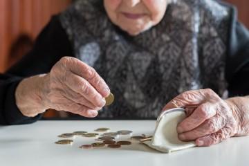 úspory dôchodcov