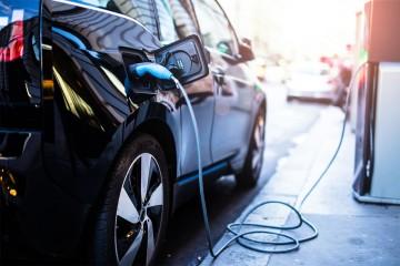 Nabíjanie batérie do elektromobilu