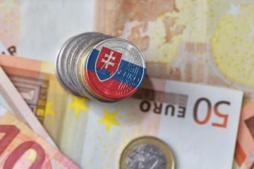 Slovenská ekonomika bola pri vstupe do eurozóny vo forme, následne očakávania nenaplnila