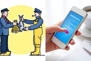 Od bartrovej výmeny po platby v mobiloch
