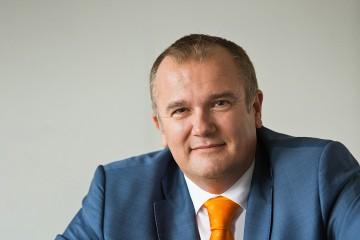 Peter Brudňák, predseda predstavenstva a generálny riaditeľ NN aAegon Slovenská republika