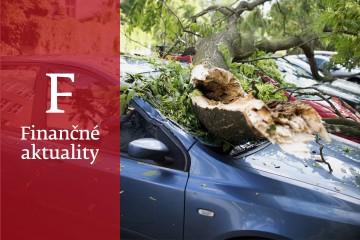 Víchrica na Slovensku ničila strechy a majetok ľudí.