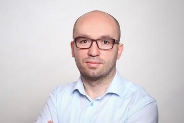 Slavomír Molnár, analytik spoločnosti PROSIGHT Slovensko